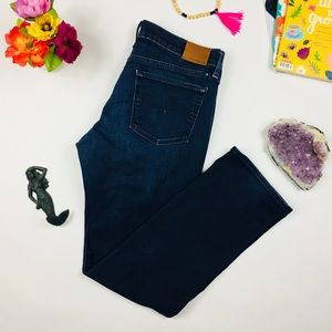 [Lucky Brand] Sweet Straight Ankle Jeans Size 6/28